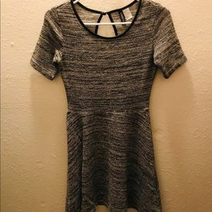 Gray Dress Size US 4